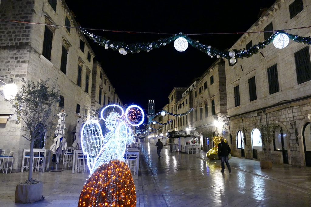 Dubrovnik Christmas | © Donald Judge/Flickr