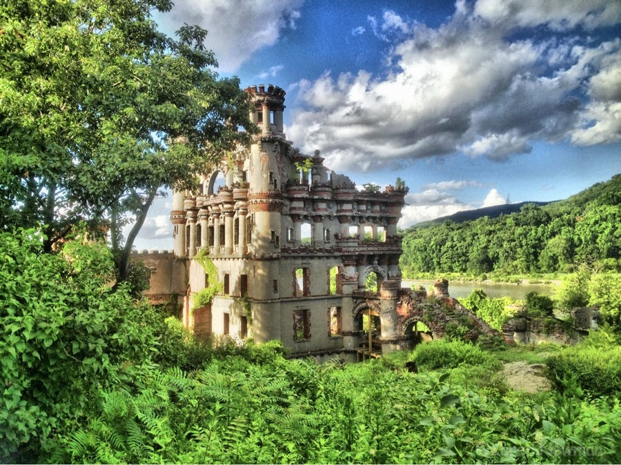 Bannerman Castle | © Karen Newman Photography/Flickr