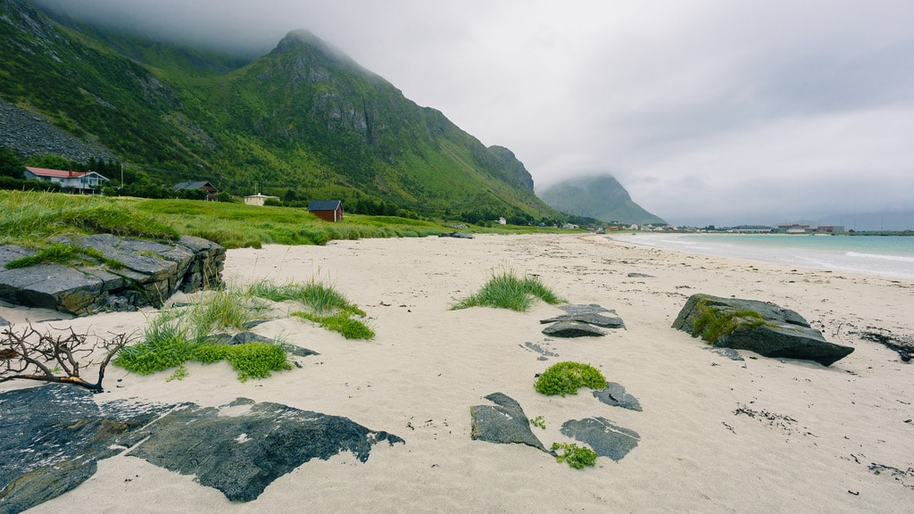 Ramberg beach | © Robert Anders/Flickr