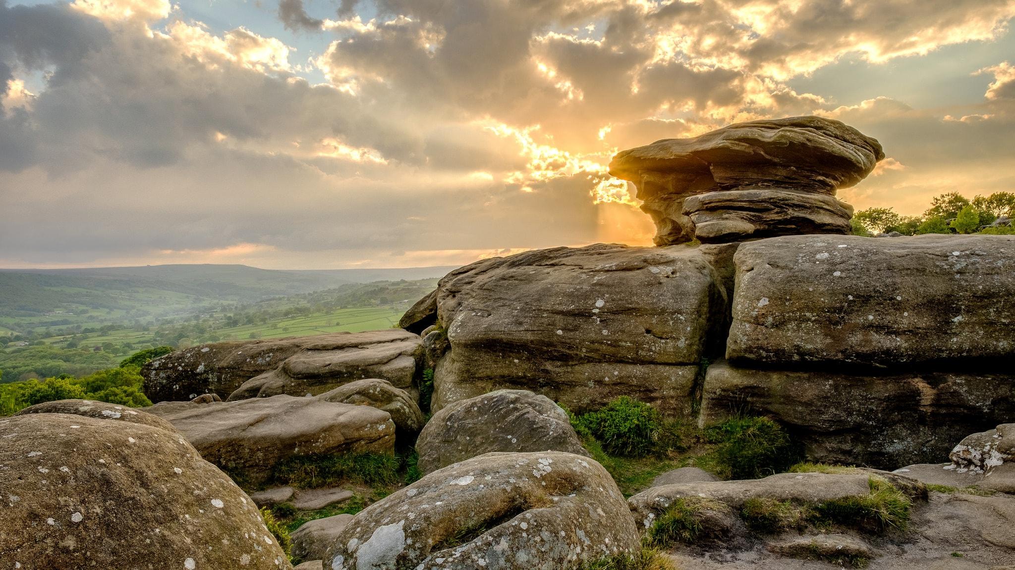 Brimham Rocks © Andrew Stawarz