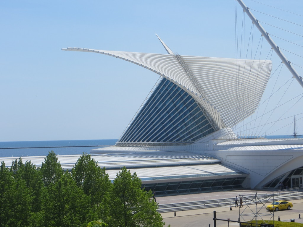 Milwaukee Art Museum | © David Wilson / Flickr