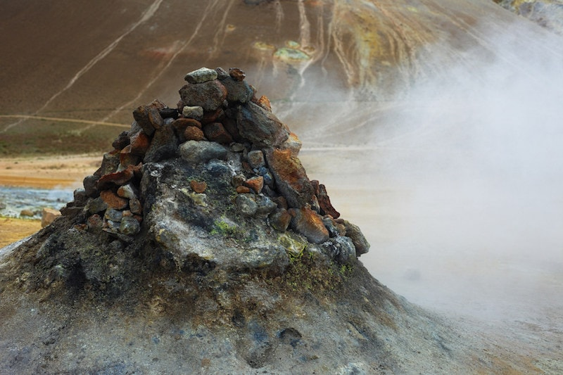 Fumarole | © Sam Larussa/Flickr