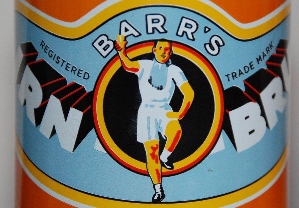 Barr's Irn Bru Classic Logo