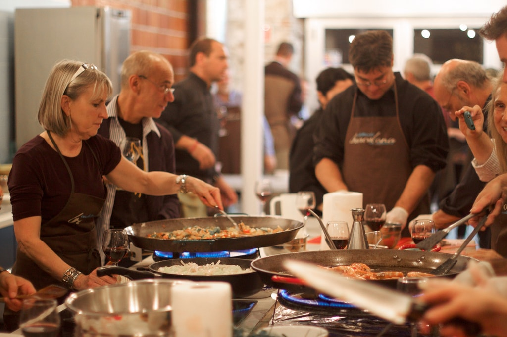Learn to cook Spanish dishes © Alan Levine