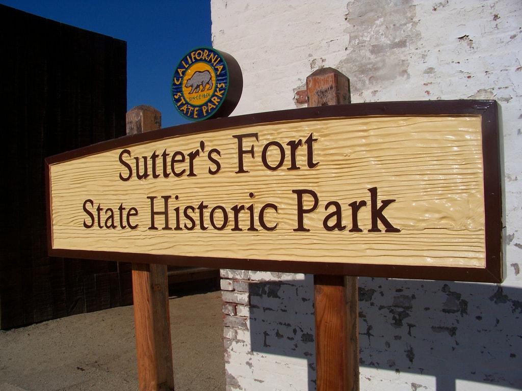 Sutter's Fort | © Lorean Javier / Flickr