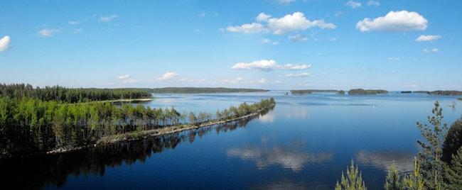 Lake Saimaa | © Miguel Virkkunen Carvalho / Flickr