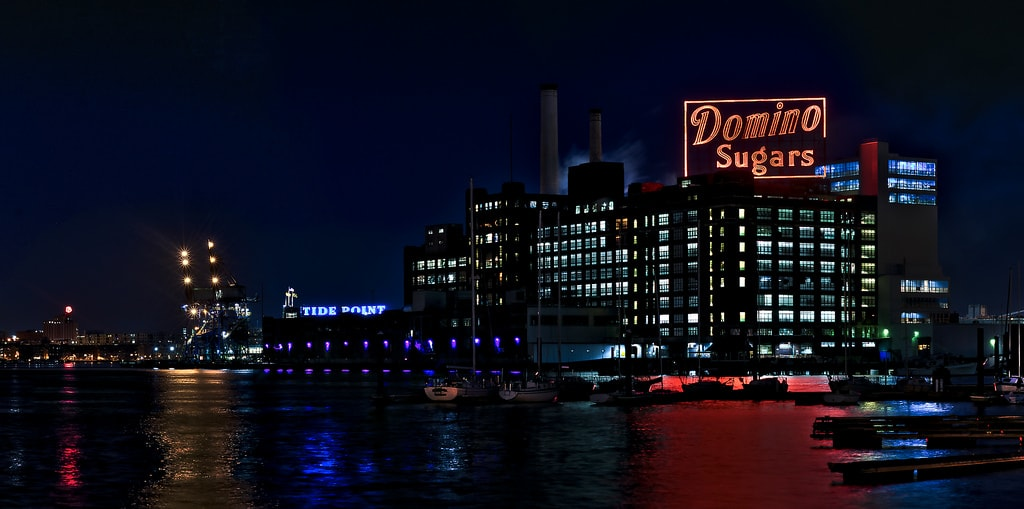 Tide Point, Baltimore HDR   © Sean Naber/Flickr