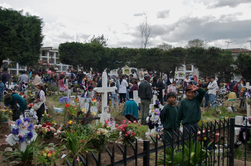 Day of the Dead, Ecuador | © A.Davey / Flickr