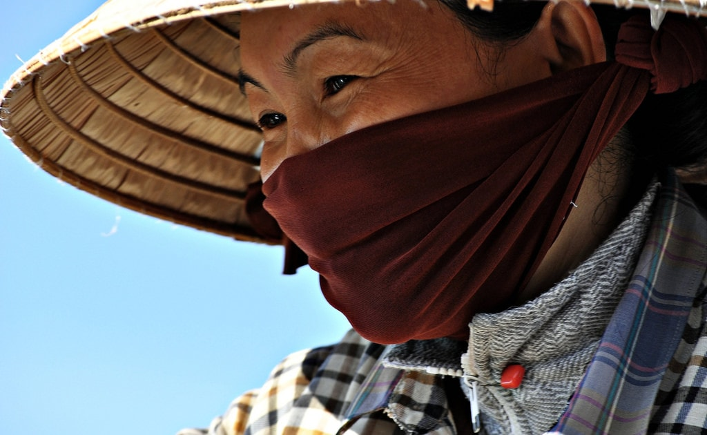 A bit of Vietnamese always gets smiles | © Davidlohr Bueso/Flickr