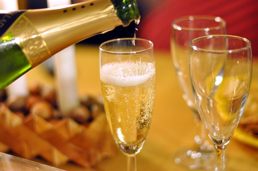 Cava is the Spanish sparkling wine © cyclonebill