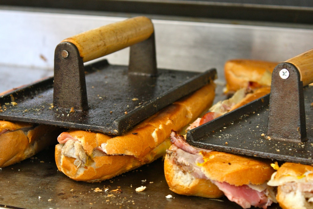 Delicious Cuban sandwiches from a DC food truck | © Tammy Gordon / Flickr