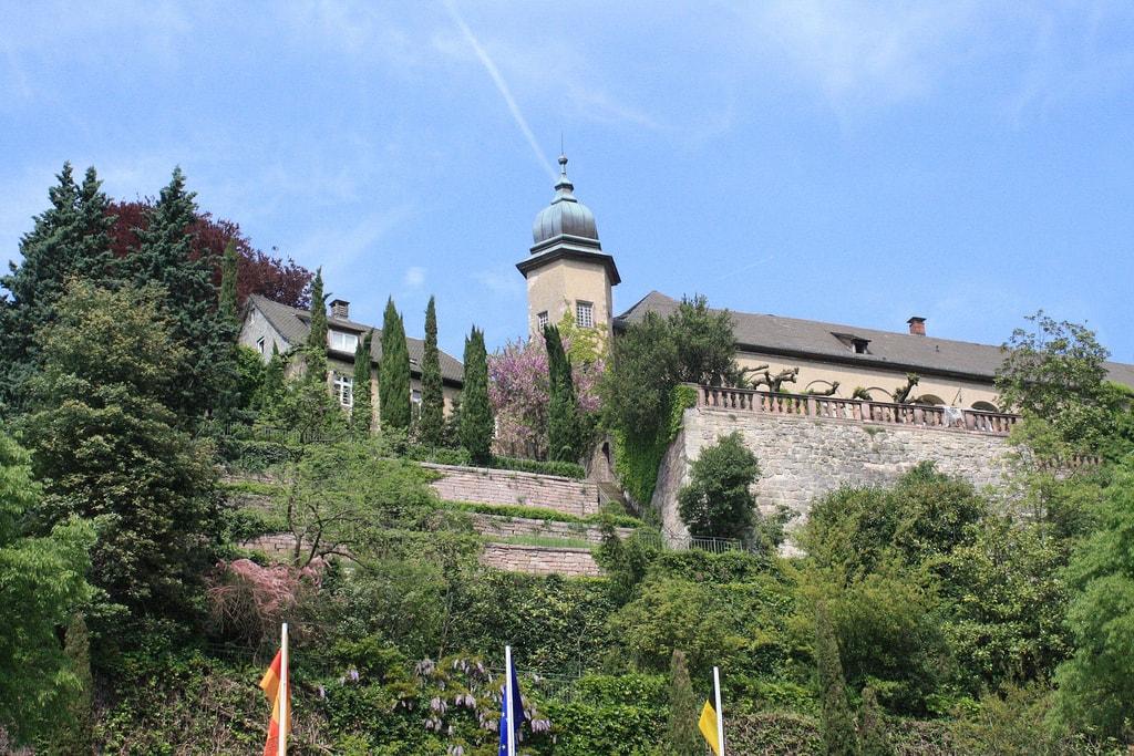 Neues Schloss, Florentinerberg, Baden-Baden   © Robert Cutts/Shutterstock