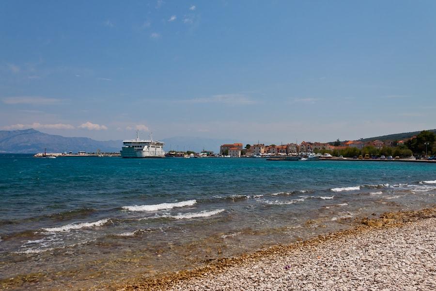 Supetar beach | © Nikolaj Potanin/Flickr