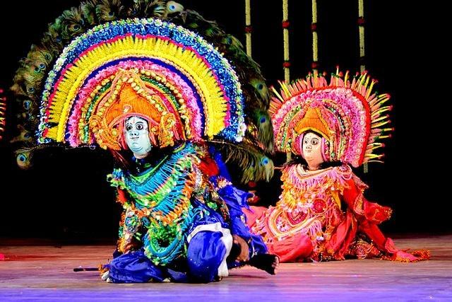 Chhau Dance | © Digantatalukdar / WikiCommons