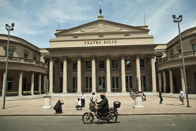 Solis Theatre, Ciudad Vieja, Montevideo, Uruguay