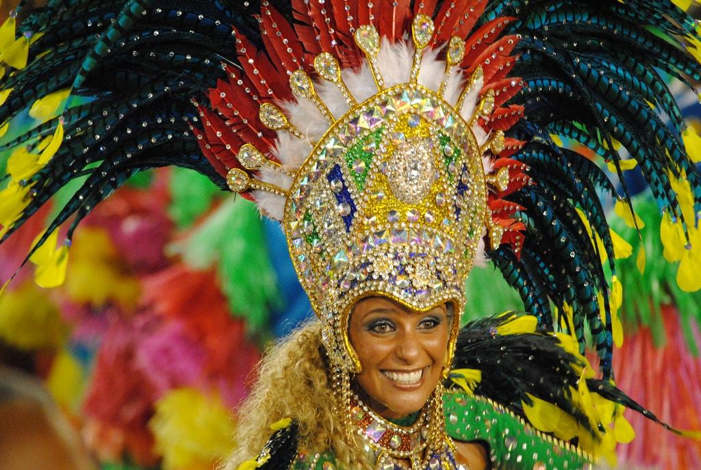 Carnival in Rio   © Leandro Neumann Ciuffo/Flickr
