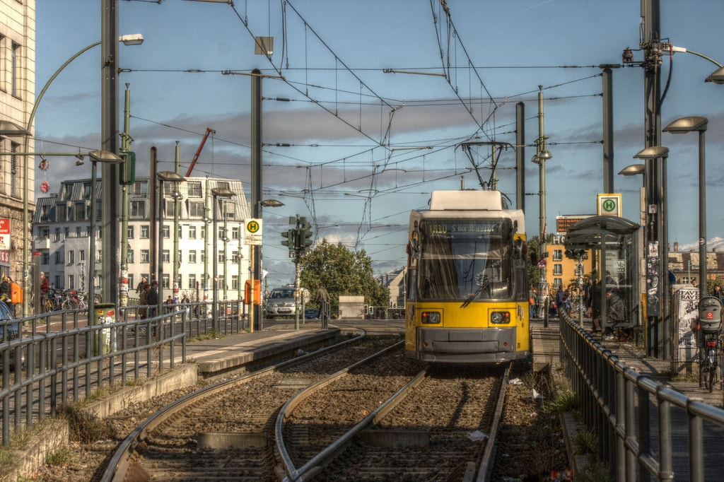 Berlin Bahnhof   ©Antti T. Nissinen / Flickr