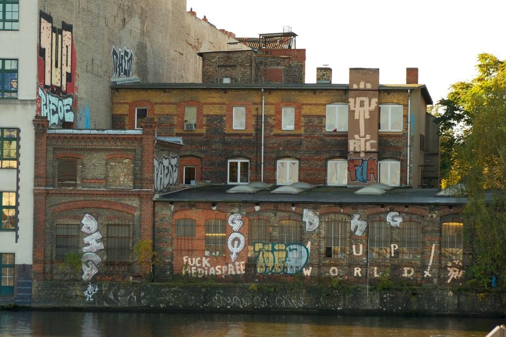 Berlin's stunning graffiti  © Antti T. Nissinen / Flickr