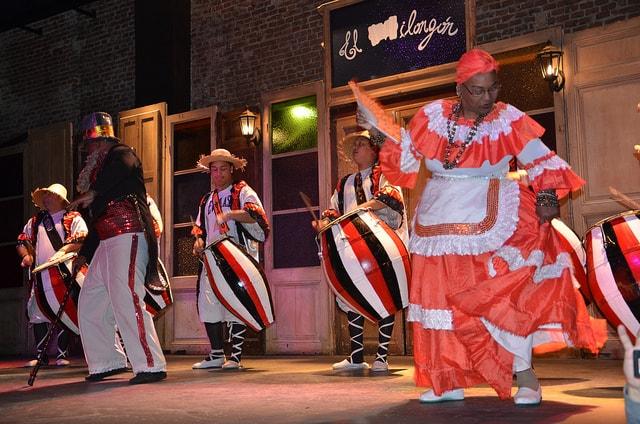 El Milongón, music and dance show, Montevideo, Uruguay