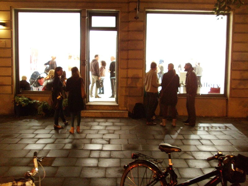 Subrosa gallery at Berlin Art Week   © janinebeangallery / Flickr