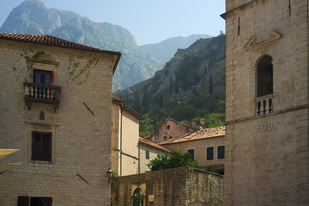 Kotor | © Yves G/Flickr