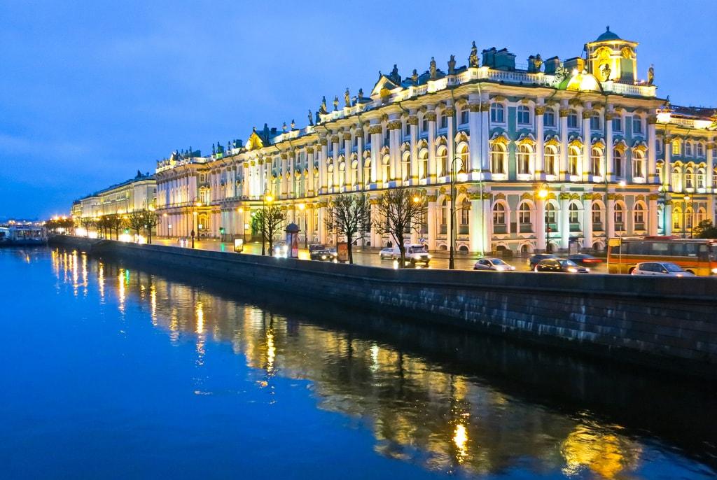 Saint Petersburg, Russia | © Ninara/Flickr
