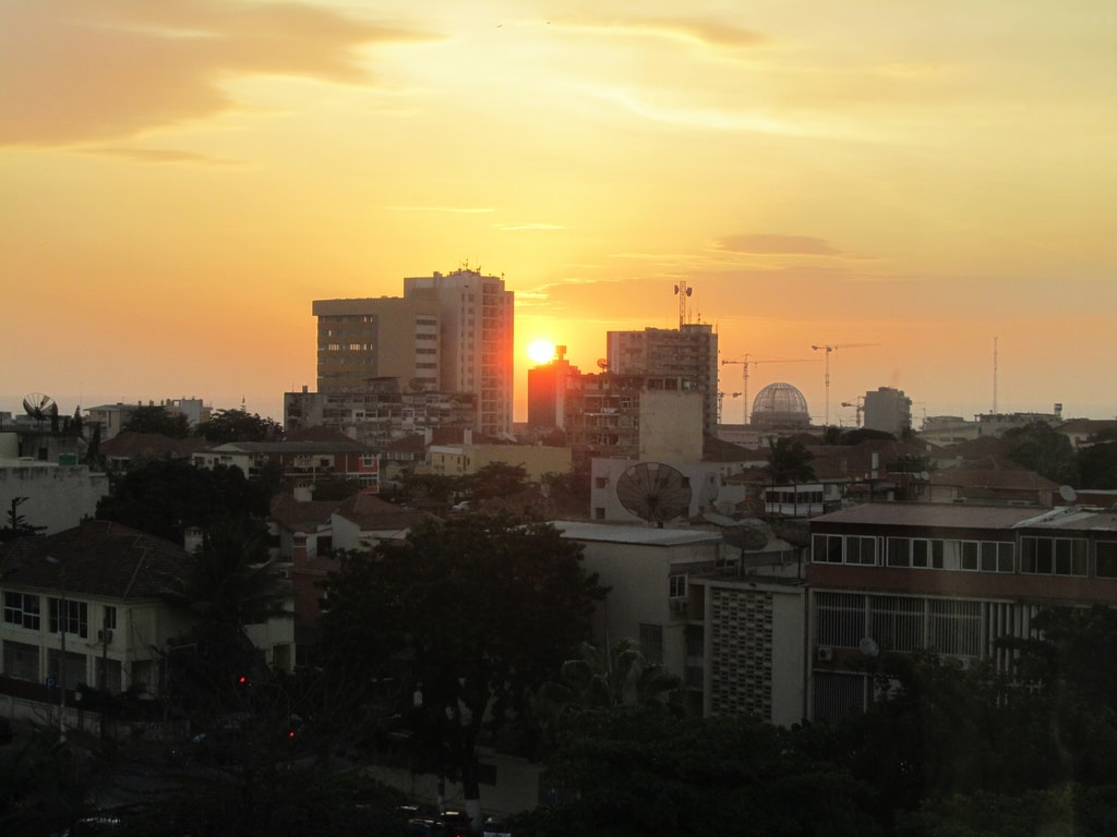 Luanda, Angola |© Nina/Flickr