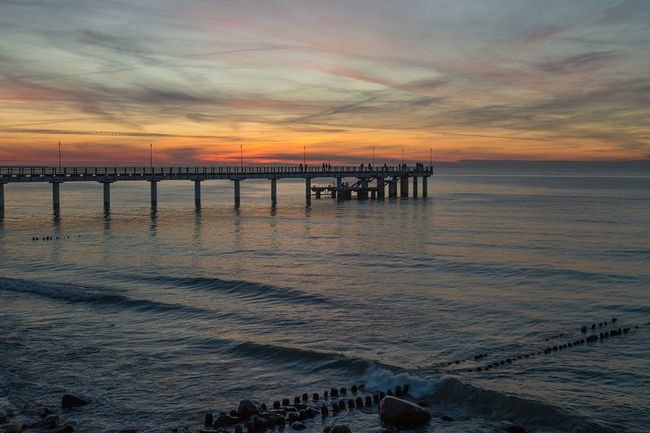 The pier in Zelenogradsk | © Ksana39 / WikiCommons