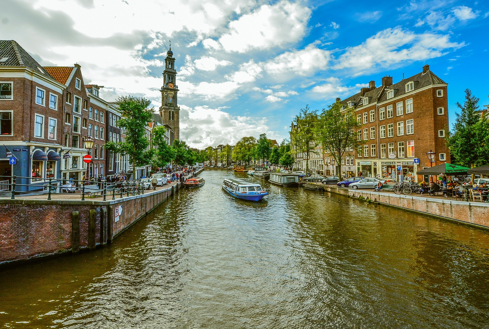 The Best Things to Do When You're High in Amsterdam
