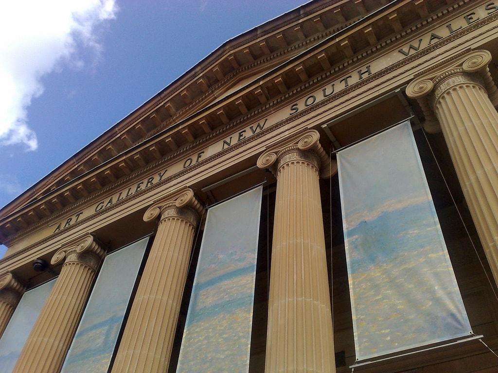 Art Gallery of NSW | © Chris Betcher/Flickr