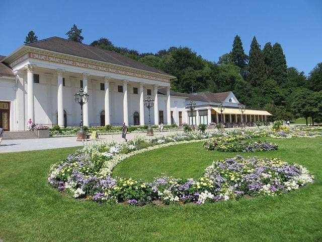 Kurgarten, Baden-Baden   © suissgirl/pixabay