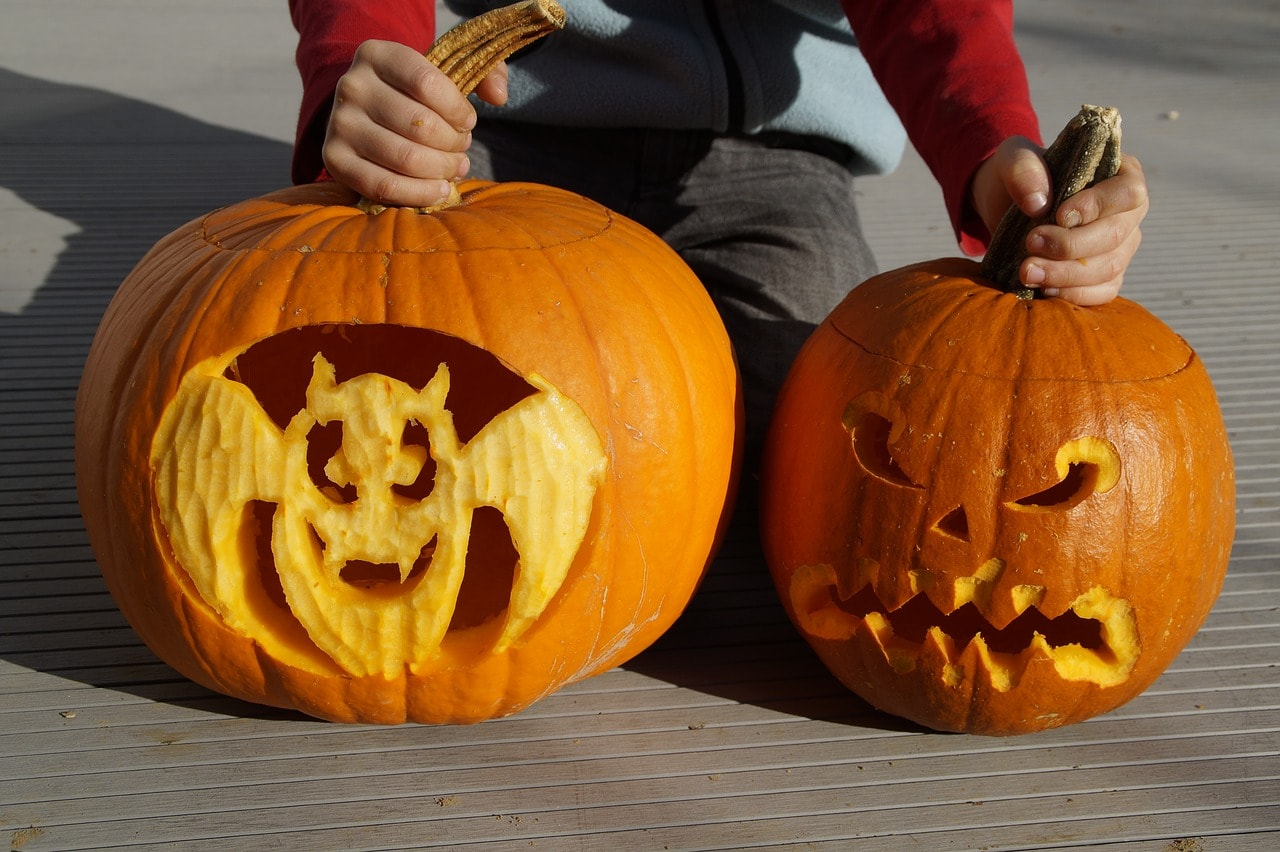 Halloween pumping carving | © Efraimstochter/Pixabay