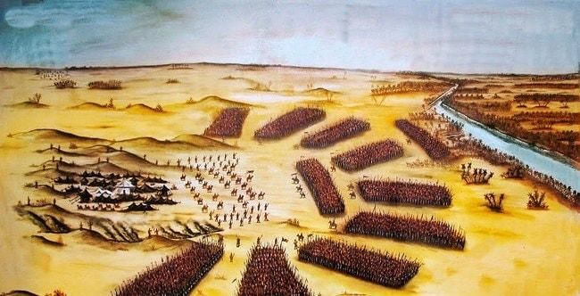 Battle of Karbala | © Islam Blog: Ashura/WikiCommons