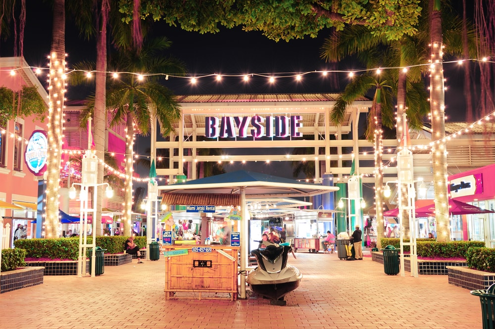 Bayside Marketplace Miami Vice