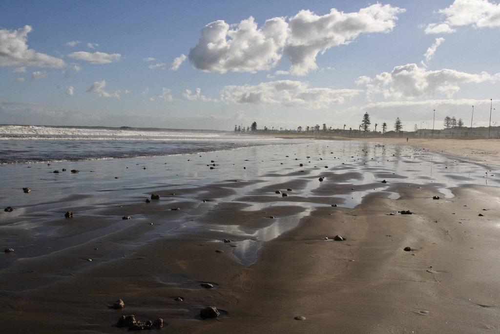 Beach in El Jadida