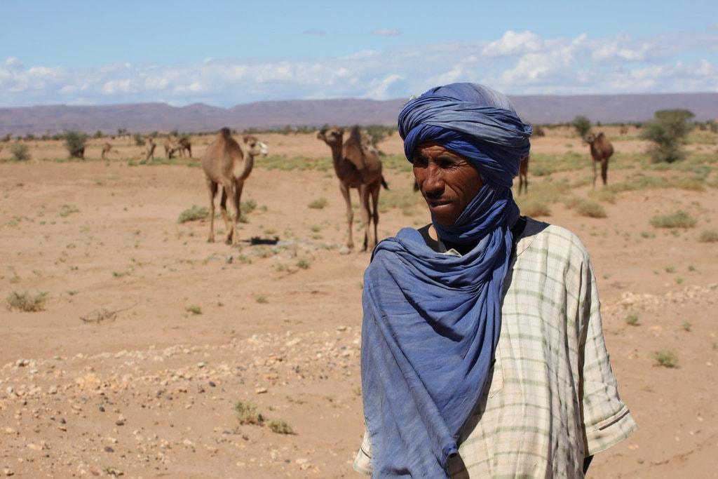 Berber in Morocco