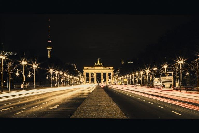 Berlin hook up barer