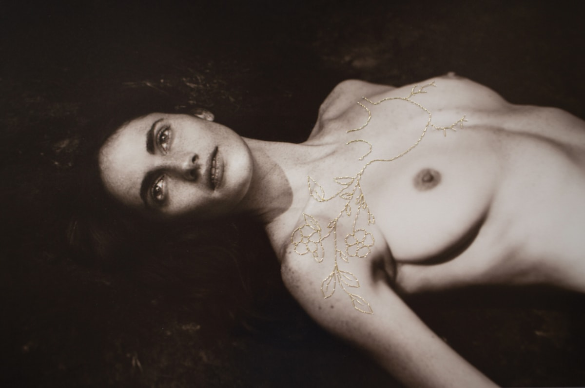 Anouska Beckwith, The Golden Heart | Courtesy of the artist