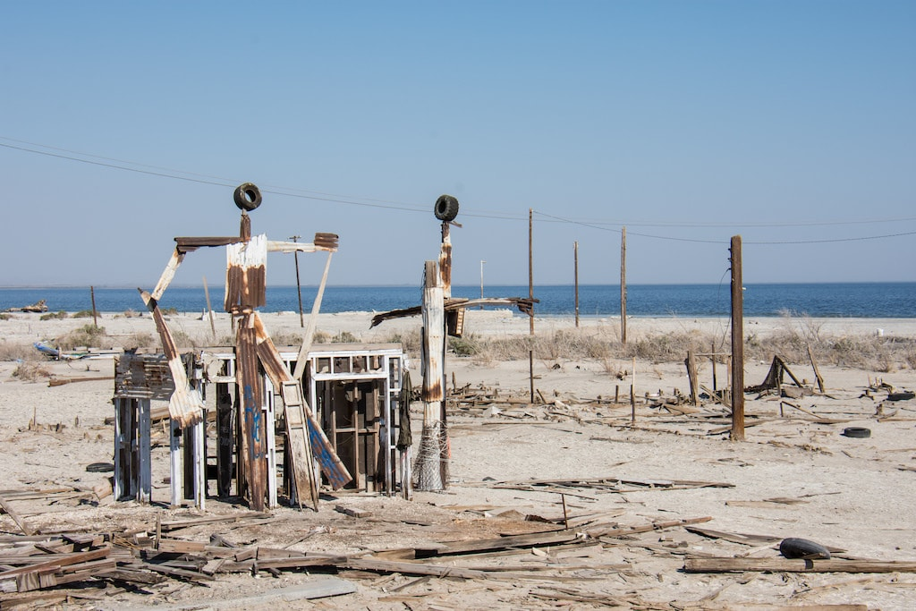 How The Salton Riviera Became An Abandoned Wasteland