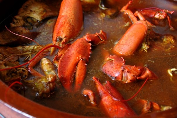 Lobster Stew   © Wikimedia Commons
