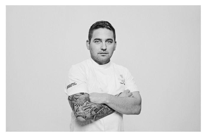 Chef Viktor Örn Andrésson | Image courtesy of Taste of Iceland