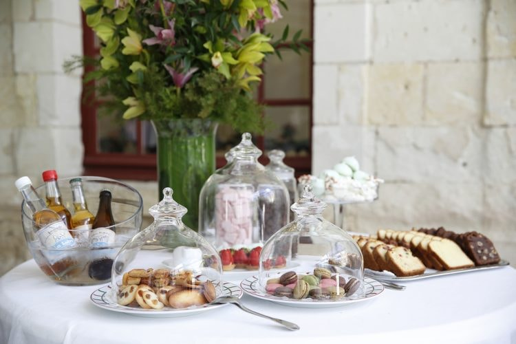 Chenonceau's sweet treats