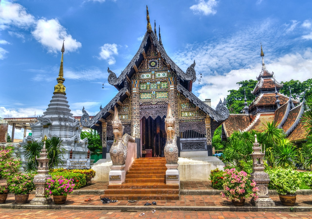Chiang Mai CC0 Pixabay
