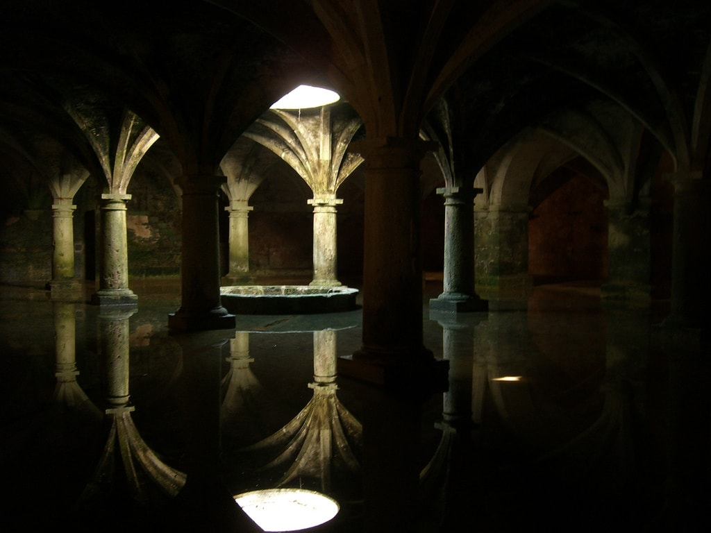 El Jadida Portuguese cisterns