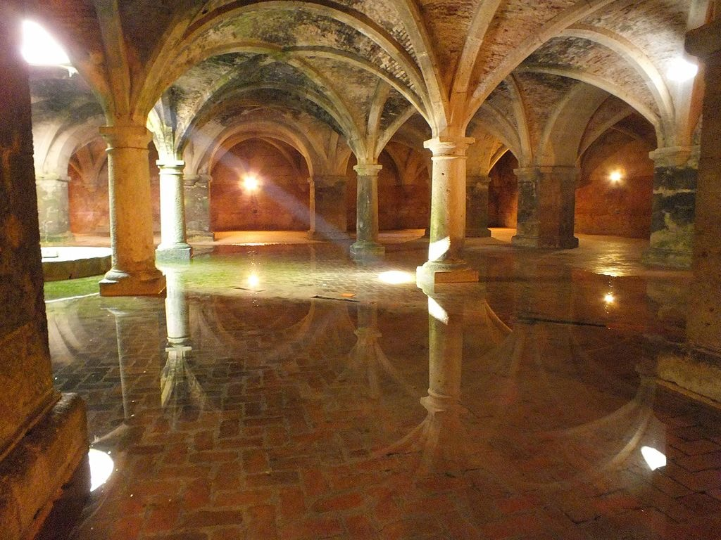 Portuguese Cisterns