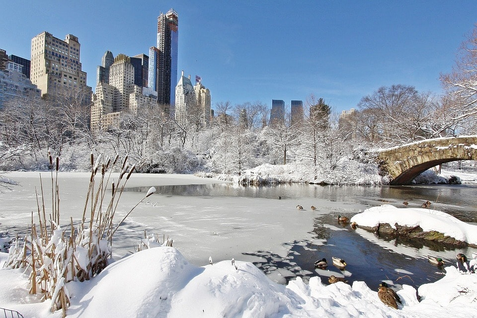 15 reasons winter is the best time to visit new york for Best time to see new york