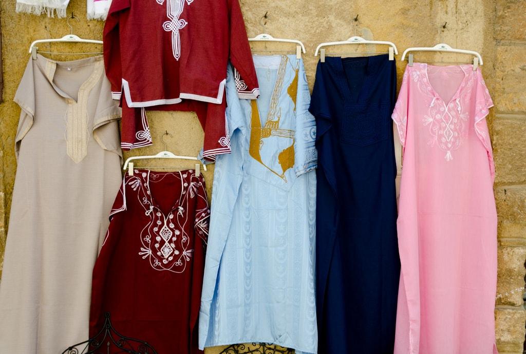 Moroccan clothes