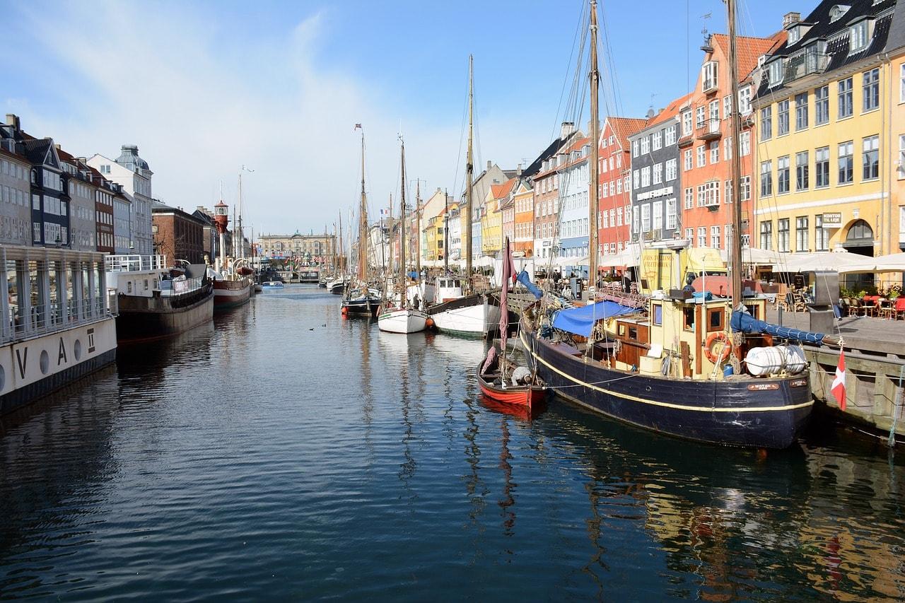 Copenhagen CC0 Pixabay