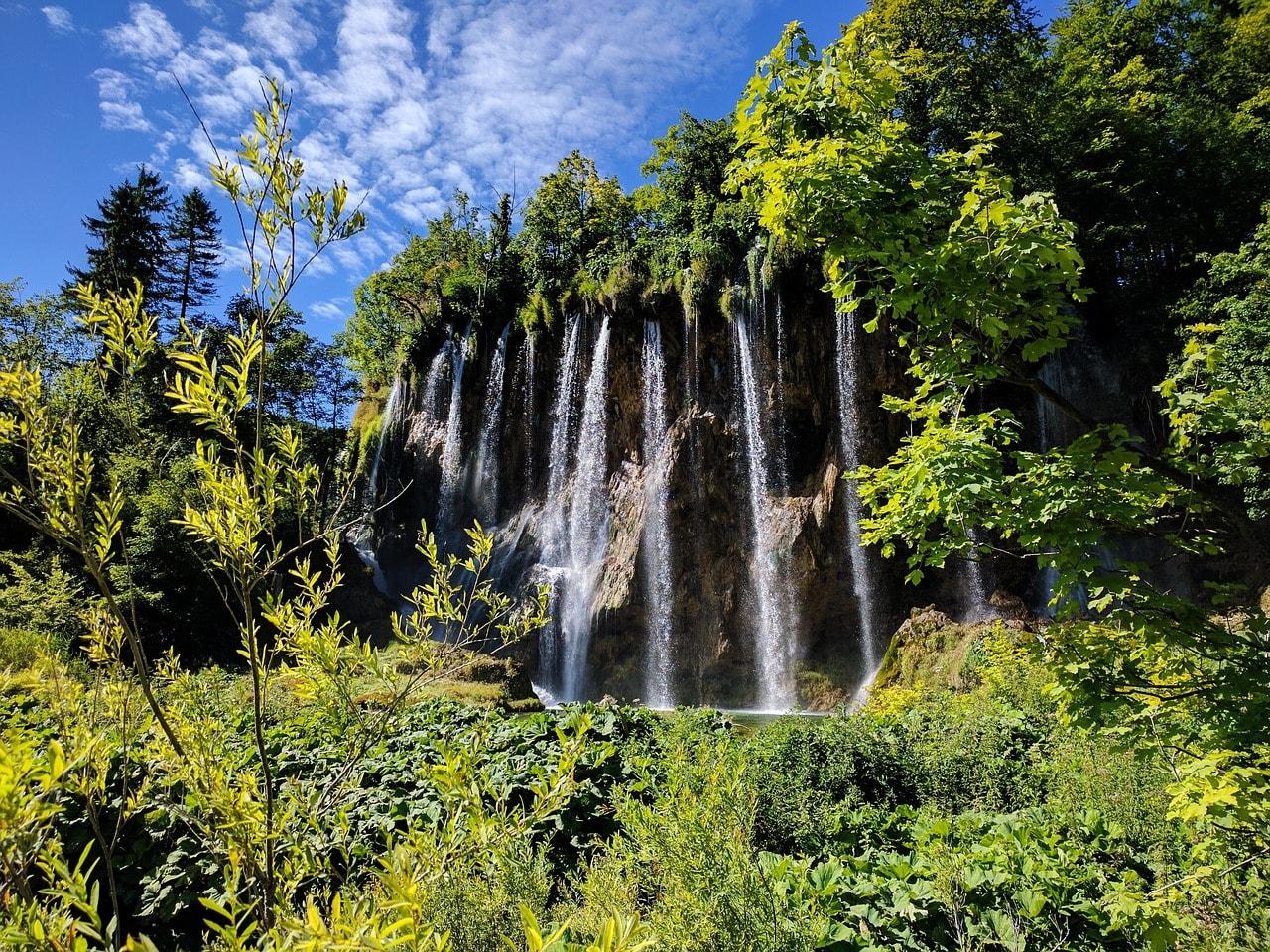 Plitvice Lakes CC0 Pixabay