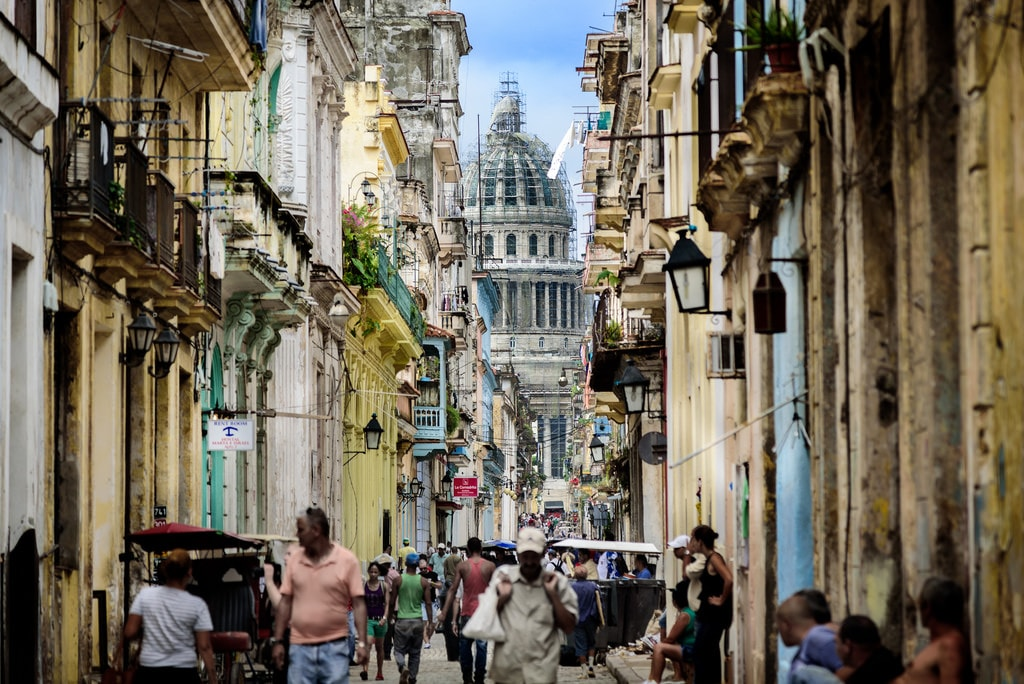 Cuba Capital | © Ashu Mathura/Flickr